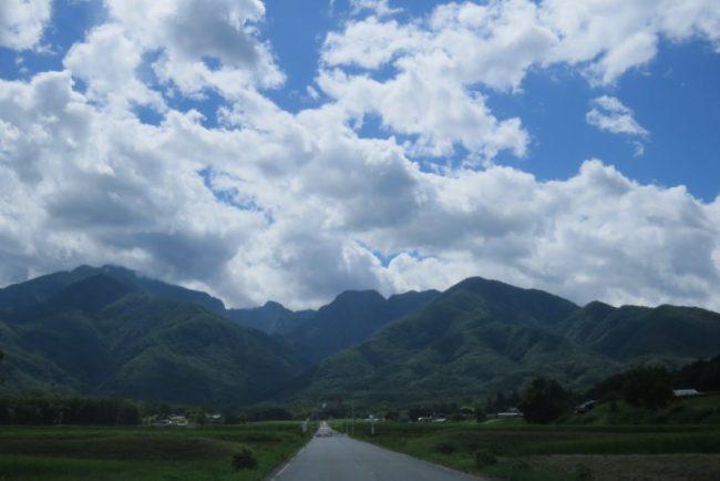 八ヶ岳の写真